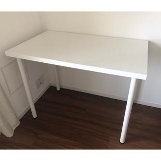 イケア(IKEA)のイケア 机 100*60cm(オフィス/パソコンデスク)