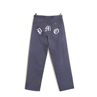 ピースマイナスワン(PEACEMINUSONE)のPMO WORK PANTS #1 GREY(ワークパンツ/カーゴパンツ)