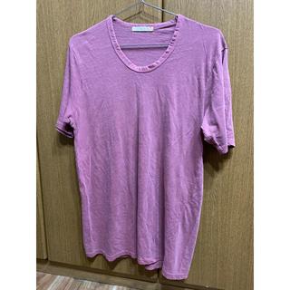 オルタナティブ(ALTERNATIVE)のオルタネイティブアパレル ビンテージレッドTシャツ(Tシャツ/カットソー(半袖/袖なし))
