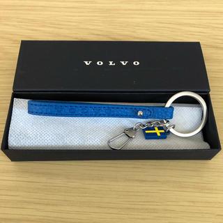 ボルボ(Volvo)の《新品未使用》Volvoオリジナルキーホルダー (車外アクセサリ)