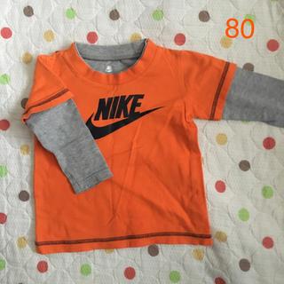 ナイキ(NIKE)の★美品★NIKE 80cm ロンT(Tシャツ)