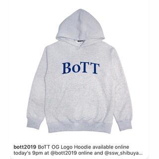 シュプリーム(Supreme)のBoTT OG Logo Hoodie M(パーカー)