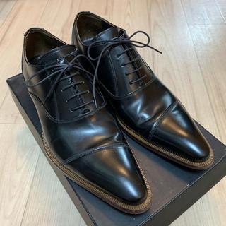 コムサメン(COMME CA MEN)のコムサコレクション 革靴 レザーシューズ 25cm(ドレス/ビジネス)
