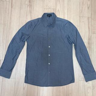アタッチメント(ATTACHIMENT)のアタッチメントattchment  ドレスシャツ グレー サイズ1(シャツ)
