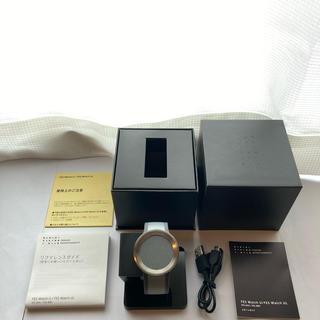 ソニー(SONY)の電子ペーパー腕時計 FES Watch UL(腕時計(デジタル))