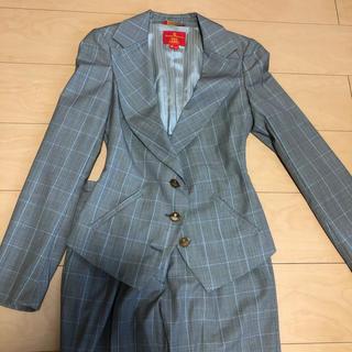 ヴィヴィアンウエストウッド(Vivienne Westwood)のVivienne Westwood Red Label パンツスーツ(スーツ)