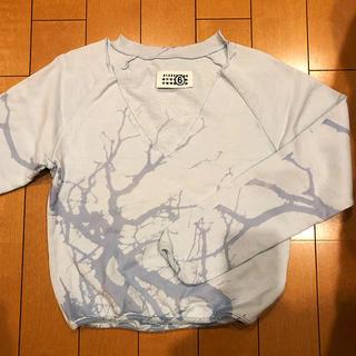 マルタンマルジェラ(Maison Martin Margiela)のスエットシャツ マルタンマルジェラ(シャツ/ブラウス(長袖/七分))