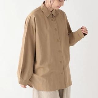 スタディオクリップ(STUDIO CLIP)の最終Studio Clipビッグシャツジャケット新品タグなし(テーラードジャケット)