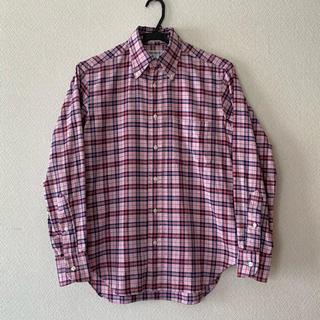 インディヴィジュアライズドシャツ(INDIVIDUALIZED SHIRTS)の【美品】インディビジュアライズドシャツ 14 1/2(シャツ)