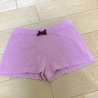 リトルミー(Little Me)の美品★Little Me couture ショートパンツ  4T(パンツ/スパッツ)