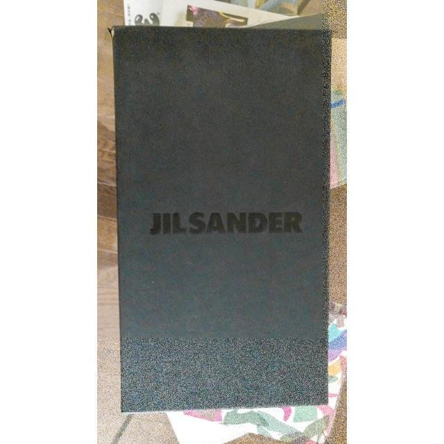 Jil Sander(ジルサンダー)の【希少】JILSANDER church's コラボダービー 革靴 ブラック メンズの靴/シューズ(ドレス/ビジネス)の商品写真