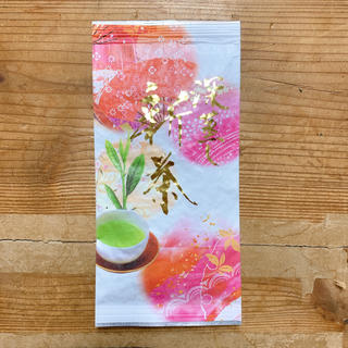出来立て!新茶 上 深蒸し茶 100g 1袋 〈普通郵便〉1,180円(茶)