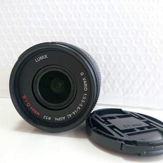 パナソニック(Panasonic)の美品です☆レンズ LUMIX G VARIO 14-42mm(レンズ(ズーム))