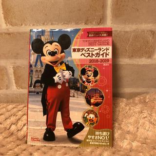 ディズニー(Disney)のディズニーランドガイドブック(住まい/暮らし/子育て)