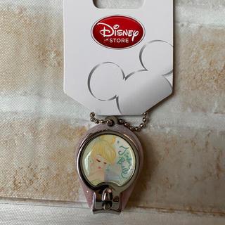 ディズニー(Disney)の新品♡ティンカーベル   爪切り(ネイルケア)