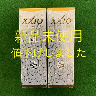 ダンロップ(DUNLOP)の[新品 未使用] ゼクシオ プレミアム ゴルフ ボール(その他)