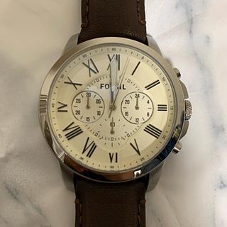 フォッシル(FOSSIL)の腕時計 メンズ FOSSIL(腕時計(アナログ))