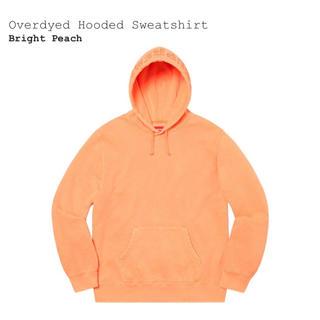 シュプリーム(Supreme)のMサイズ Supreme Overdyed  Hooded Sweatshirt(パーカー)