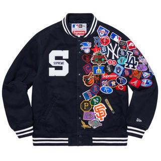 シュプリーム(Supreme)のSupreme®/New Era®/ MLB Varsity Jacket M(スタジャン)