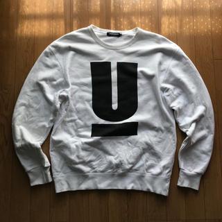 UNDERCOVER - アンダーカバー  UNDERCOVER ロゴ スウェット トレーナー