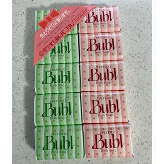 シセイドウ(SHISEIDO (資生堂))の石鹸 資生堂 バブル 10個セット(ボディソープ/石鹸)