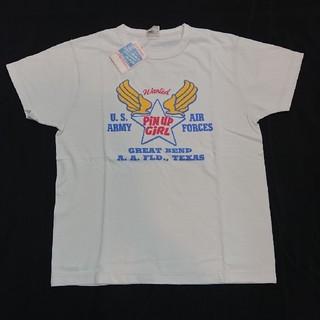 バズリクソンズ(Buzz Rickson's)の新品未使用 バズリクソンズ Tシャツ ピンナップガール BR76562(Tシャツ/カットソー(半袖/袖なし))