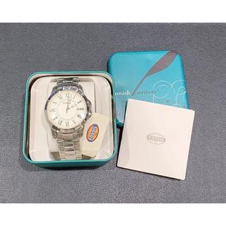 フォッシル(FOSSIL)の新品 FOSSIL フォッシル FS4734 44mm メンズ腕時計(腕時計(アナログ))