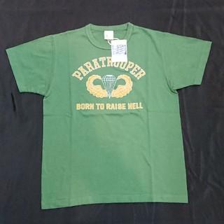 バズリクソンズ(Buzz Rickson's)の新品未使用 バズリクソンズ Tシャツ パラシュート部隊 BR75893(Tシャツ/カットソー(半袖/袖なし))