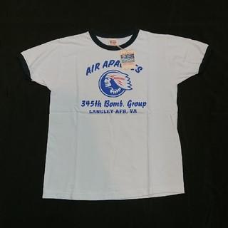 バズリクソンズ(Buzz Rickson's)の新品未使用 バズリクソンズ Tシャツ リンガー BR76957(Tシャツ/カットソー(半袖/袖なし))