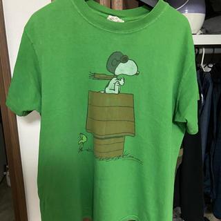 ピーナッツ(PEANUTS)のヴィンテージ スヌーピー Tシャツ snoopy(Tシャツ/カットソー(半袖/袖なし))