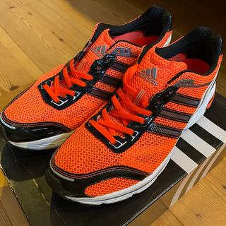 アディダス(adidas)のアディダス ジョギングシューズadizeroboston27.5(シューズ)