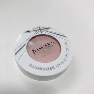 リンメル(RIMMEL)のリンメル イルミナイザー 002 ハイライト(フェイスカラー)