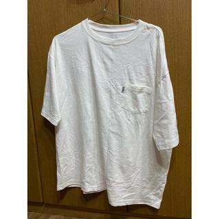 ロデオクラウンズ(RODEO CROWNS)のロデオクラウン ビックTシャツ ホワイト(Tシャツ/カットソー(半袖/袖なし))