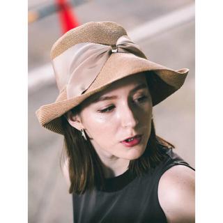 トゥモローランド(TOMORROWLAND)の Athena New York Risako   (麦わら帽子/ストローハット)