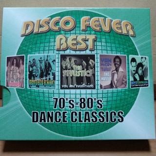 DISCO FEVER BEST 70's-80's DANCE CLASSIC(クラブ/ダンス)