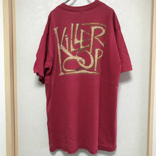 ステューシー(STUSSY)のKILLER LOOP キラーループ 90s バックプリントTシャツ アメリカ製(Tシャツ/カットソー(半袖/袖なし))