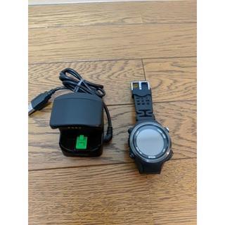 エプソン(EPSON)のEPSON Wristable GPS SF-810B 脈拍機能搭載時計(腕時計(デジタル))