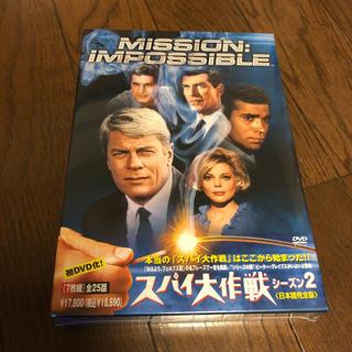 スパイ大作戦 シーズン2〈日本語完全版〉 DVD(TVドラマ)