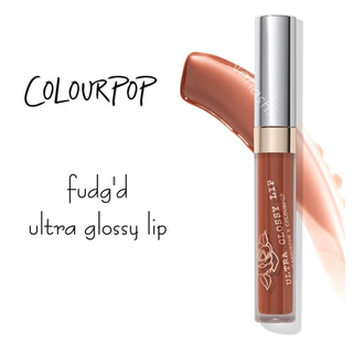 カラーポップ(colourpop)のcolourpop 🧚‍♀️ fudg'd ultra glossy lip(リップグロス)