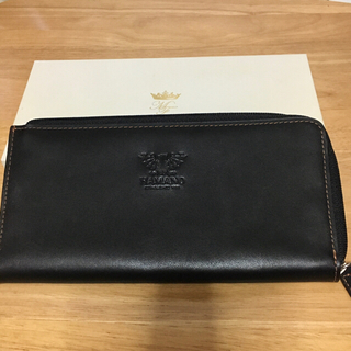 ハマノヒカクコウゲイ(濱野皮革工藝/HAMANO)の濱野 長財布 &   ミニ財布(財布)