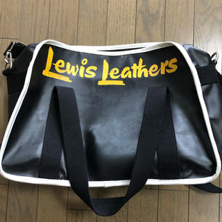 Lewis Leathers - ルイスレザー lewis leather バッグ