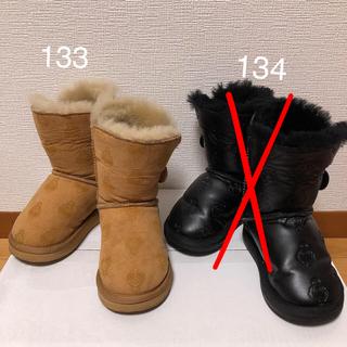 ヒステリックミニ(HYSTERIC MINI)の(xs)15~16cm(ブーツ)