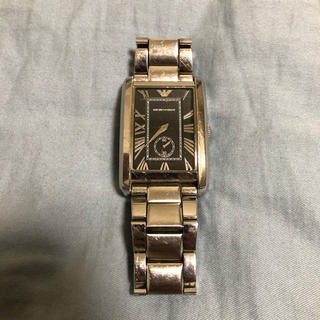 エンポリオアルマーニ(Emporio Armani)のエンポリオアルマーニ時計(腕時計(デジタル))