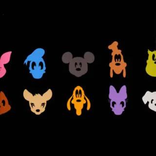 ディズニー(Disney)のDisney Age @D_100 Cafe(アニメ)