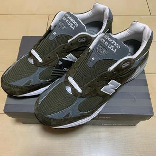 ニューバランス(New Balance)のニューバランス 993 MG 29cm us11 newbalanceカーキ(スニーカー)
