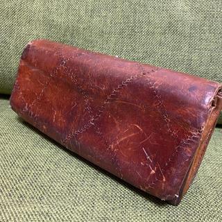 アインソフ(Ain Soph)のアインソフ長財布 革製 リメイク用(財布)