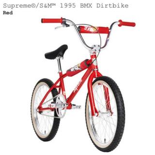 シュプリーム(Supreme)のSupreme®/S&M™ 1995 BMX Dirtbike(自転車本体)
