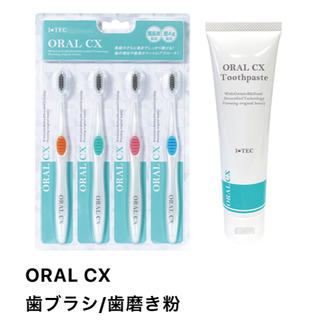 ❁ORAL CX マウスケアセット❁(歯磨き粉)
