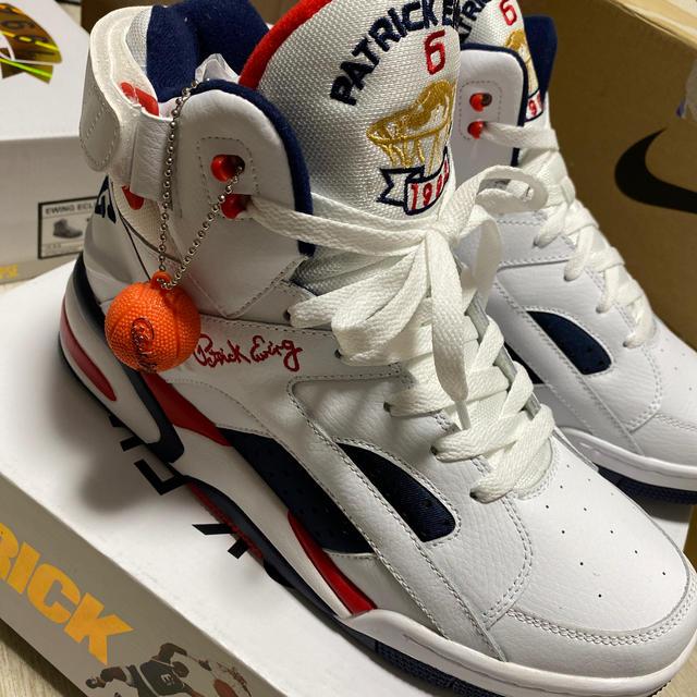 Ewing Athletics(ユーイングアスレチックス)のパトリック ユーイング EWING ECLIPSE OLYMPICS 6 B'z メンズの靴/シューズ(スニーカー)の商品写真