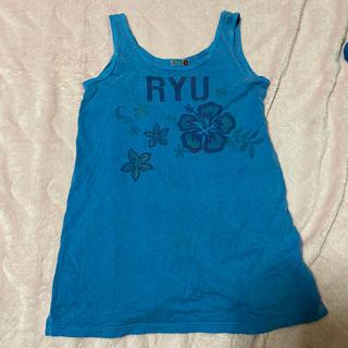 リュウスポーツ(RYUSPORTS)のRYU SPORTS タンクトップ(タンクトップ)